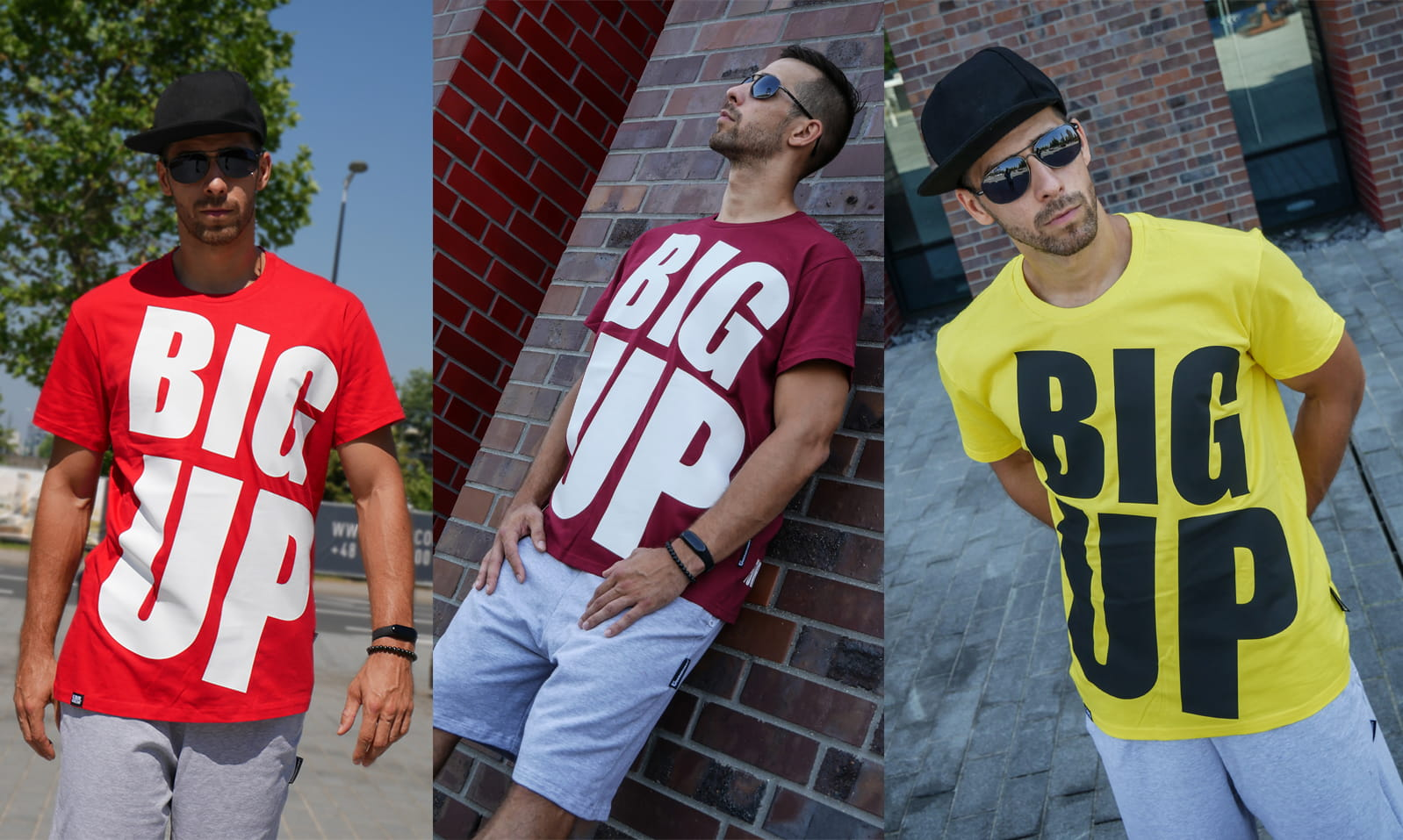HIP HOP T-SHIRTS BIG UP